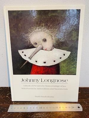 80's Johnny Longnose   by Stasys Eidrigevicius