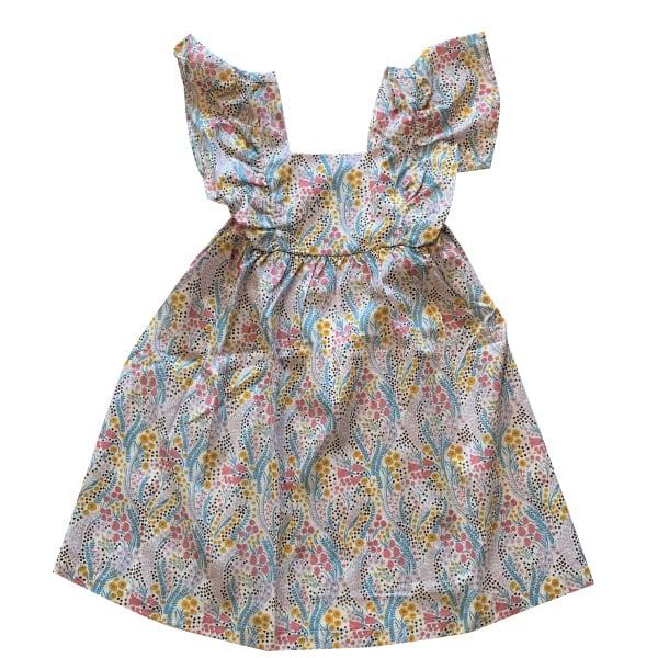 OLIVIER Bell Flowers Dress