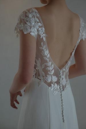 Wedding Dress/rental/Slender /DR6007 (旧品番DR2007)
