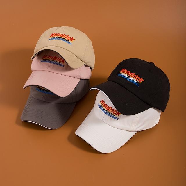 【小物】刺繍アルファベットストリート系帽子43204492