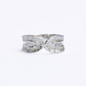conoa (コノア) しもばしらの指飾り silver