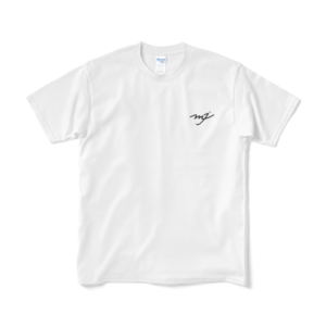 MJ SELECTオリジナルロゴデザイン【Tシャツ】(2 色)