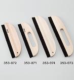 353071植込みブラシ三行穴アキ 9寸