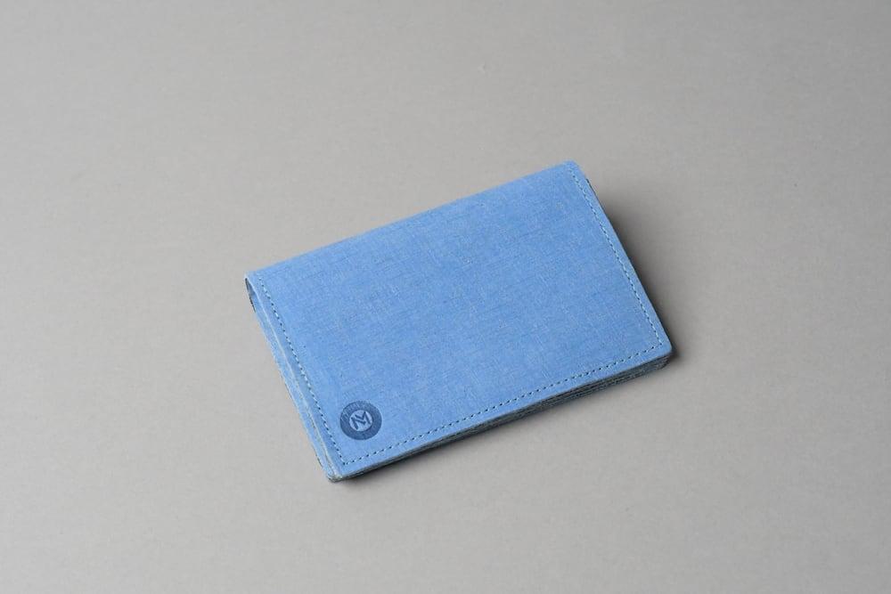 カードケースSC □コバルトブルー□ - 画像1