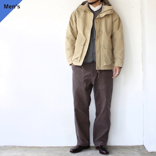 【21AW】ENDS and MEANS エンズアンドミーンズ Sanpo Jacket ベージュ EM-ST-J01