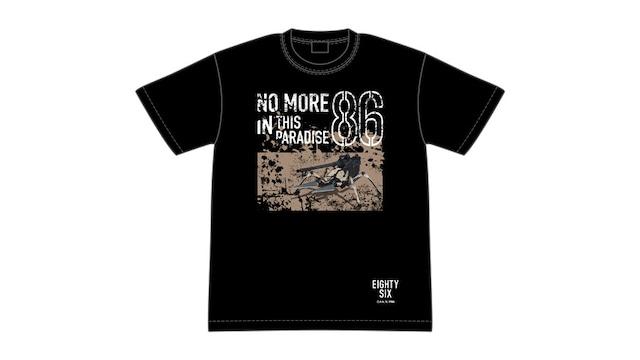 86ーエイティシックスー NO MORE 86 IN THIS PARADISE Tシャツ / グルーヴガレージ