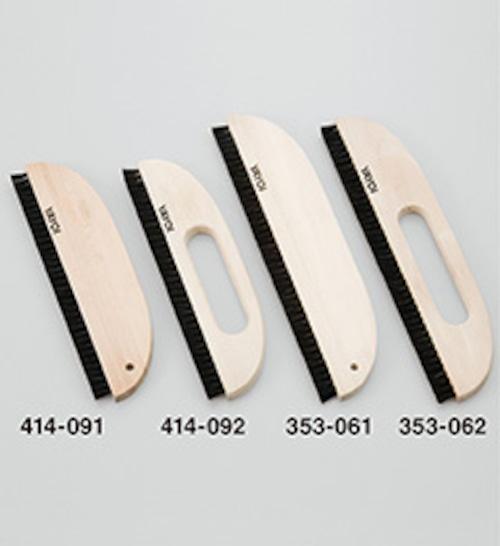 353061植込ブラシ二行穴ナシ 11寸
