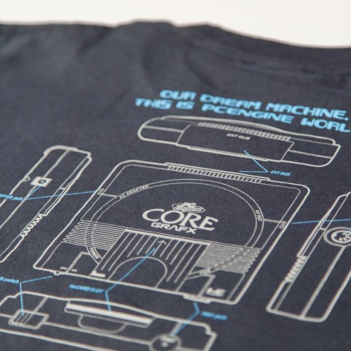PCエンジン コアグラフィックス / DotLike