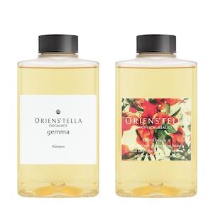 オリエンステラ gemma ORGANICS Shampoo W [300ML]