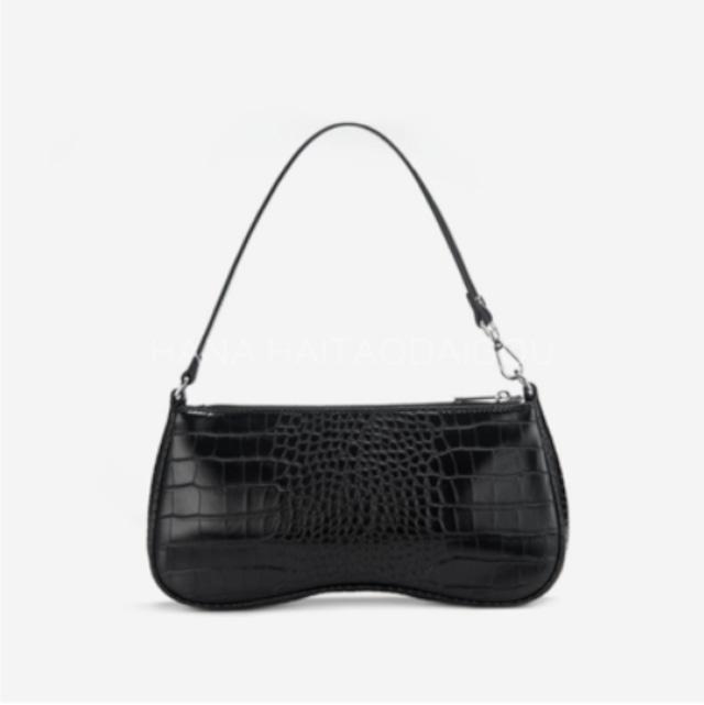 【翌日発送】One color handbag LD0132