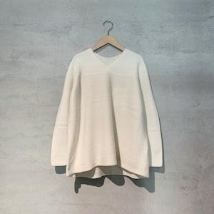 【COSMIC WONDER】Tasmanian wool oversized sweater/14CW41025