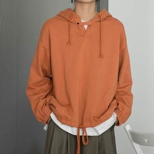Drawstring hoodie(ドローストリングフーディー)a-938
