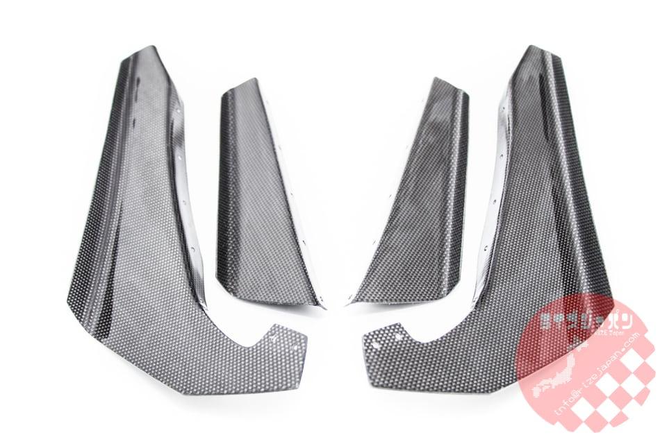日産 スカイライン GTR R34用 カーボンカナードキット Nissan Skyline GTR R34 Carbon Canard kit