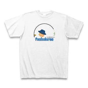 キャストくんTシャツ【ブルー×ホワイト】