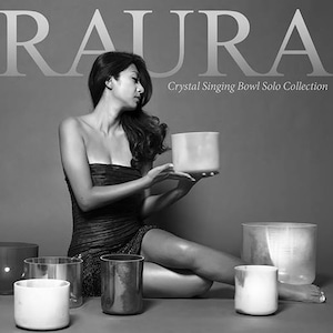 【CD】Crystal Singing Bowl Solo Collection / RAURA