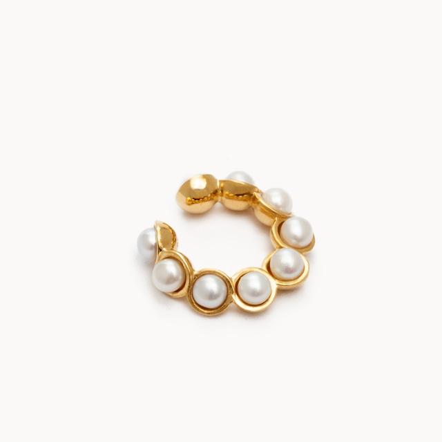 Pearl Ear Cuff S|イヤーカフ  - art.1803C061020