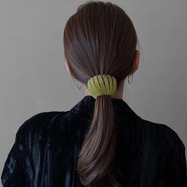 velours hair ring 2c's