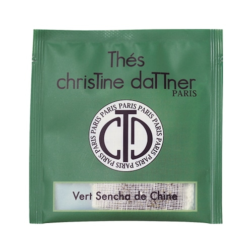 Vert Sencha de Chine(中国煎茶)1P
