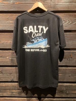 Salty Crew  CRUISER  Black  Lサイズ  51-204