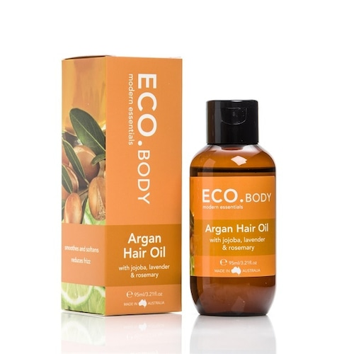 【eco./エコ】ヘアオイル Argan Hair Oil 95ml