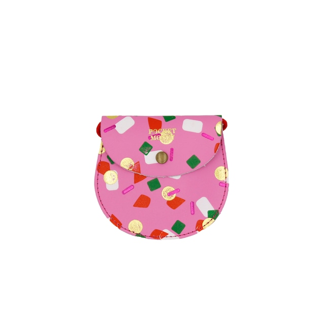 Ark Colour Design_Pocket Money Purse:Pink