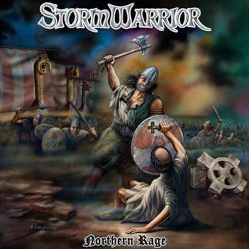 """STORMWARRIOR """"Northern Rage""""日本盤"""