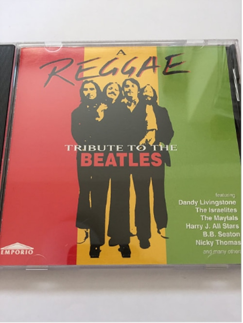 Various - A Reggae Tribute To The Beatles【CD】