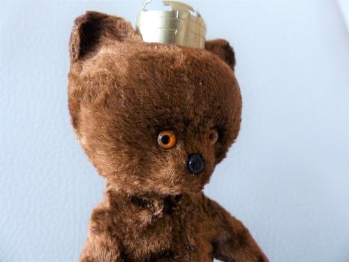 クマの王さま(DDR・人形・ドイツ)