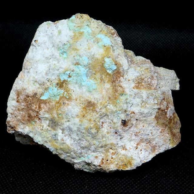 カリフォルニア産!ターコイズ トルコ石 291,1g TQ175 原石 鉱物 天然石 パワーストーン