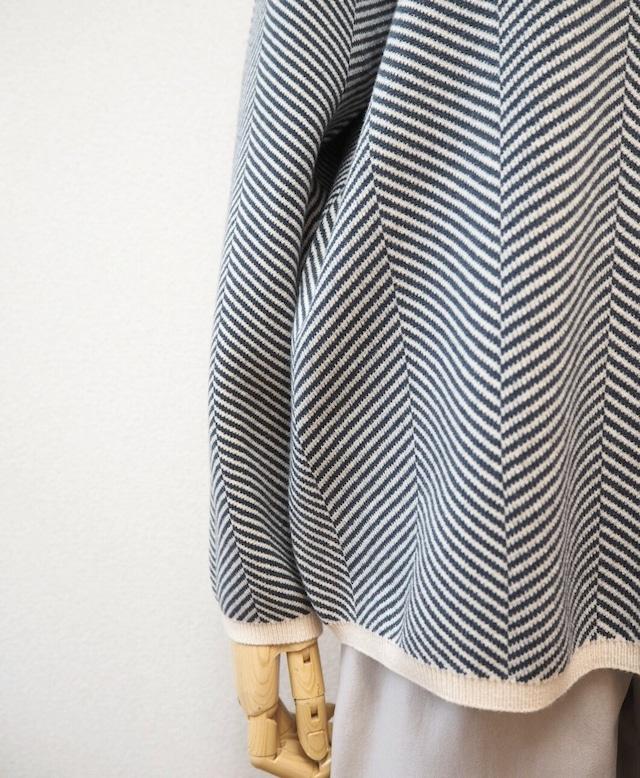 herringborn sweater