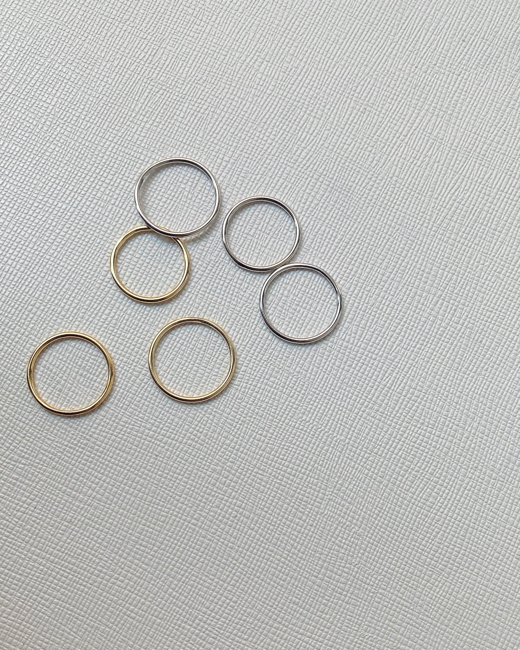 simple ring set