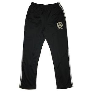 AV「 A-Circuit 」Jersey Bondage Pants BK×SL