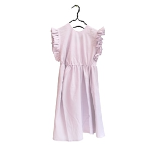 BACK SHAN RIBBON DRESS DYED / WOMEN