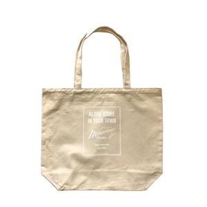 Original エコ キャンバスバッグ  / White