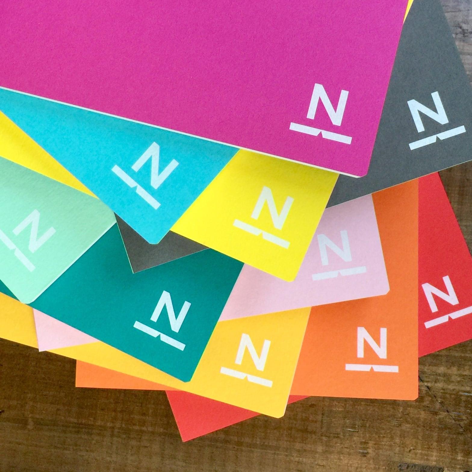 ノンブルノート「N」(XX)シークレットカラー