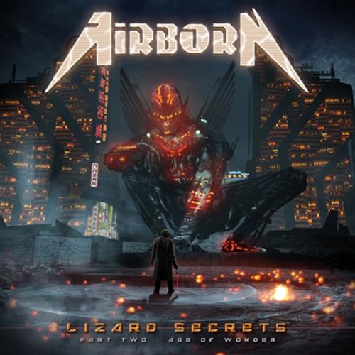 """【特典付き】AIRBORN """"Lizard Secrets 〜Part Two - Age Of Wonder〜"""""""