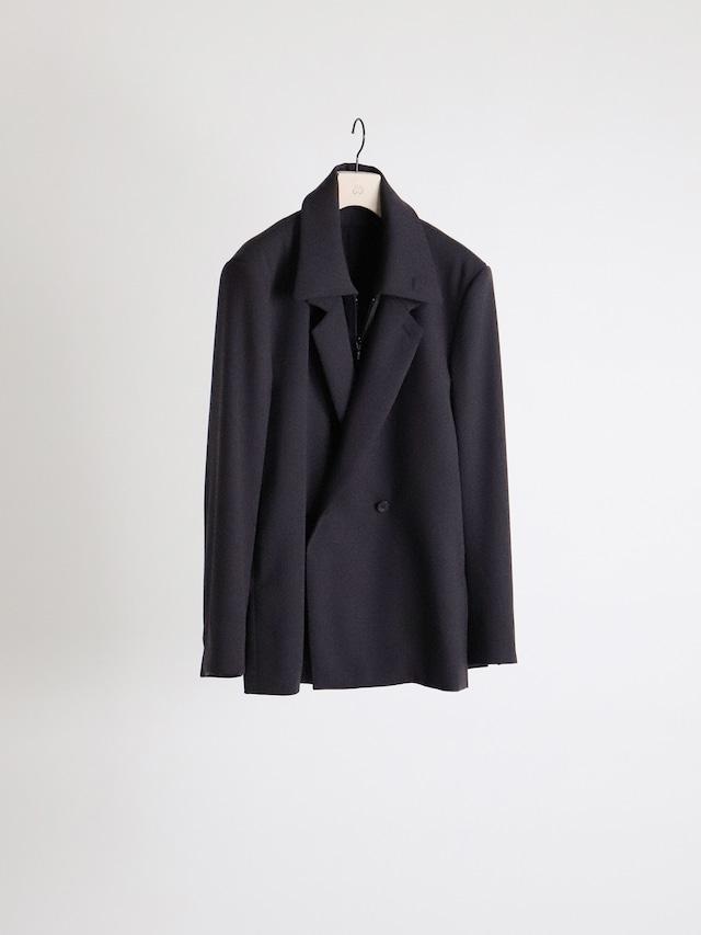 ETHOSENS Layer jacket Black