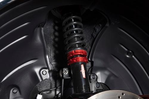 車高調整サスペンションキット(MAZDA3)