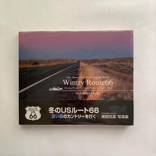 冬のUSルート66 /  尾関亘彦