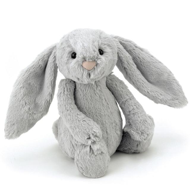 Bashful Silver Bunny Medium_BAS3BS