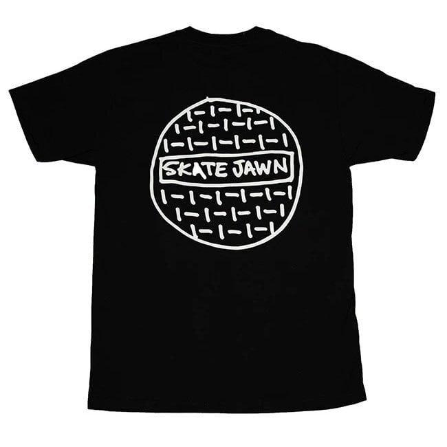 SKATE JAWN【Sketchy Sewer Tee】
