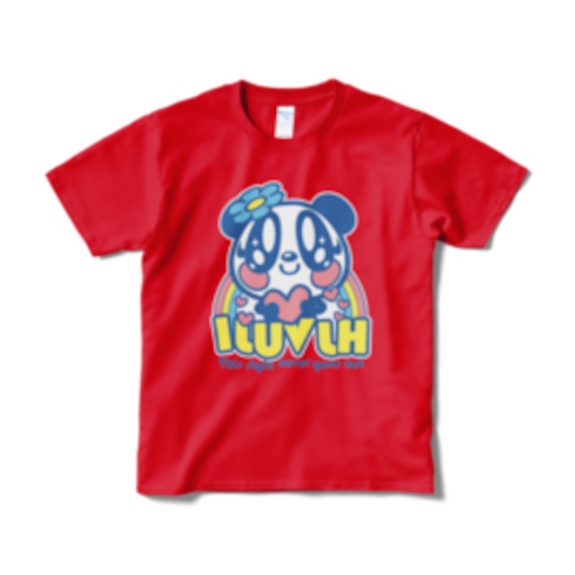 LOVERSHOUSE I luv Merry/ スーパーラヴァーズTシャツ