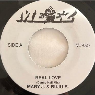 Mary J Blige(メアリー・J・ブライジ), Buju Banton(ブジュバンタン) - Real Love【7'】