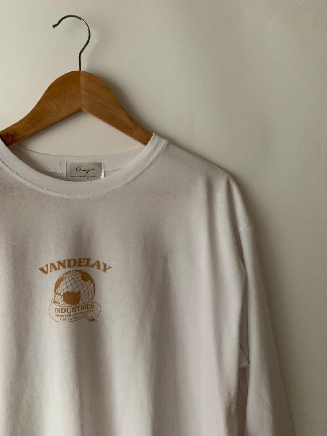 【asyu】earth long t shirts