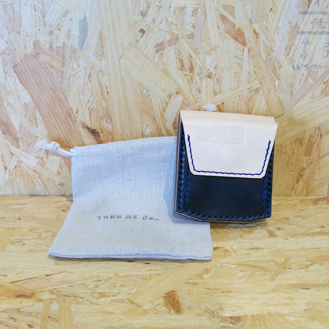 TURN ME ON Hand Made Leather Wallet ターンミーオン