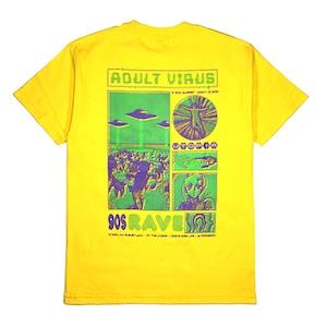 AV「 Rave@utopia 」Tee YE