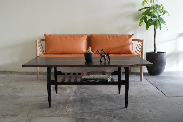 LIVE EDGE LOW TABLE