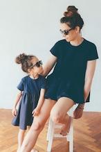 Ballerina T-shirt NAVY【再入荷】