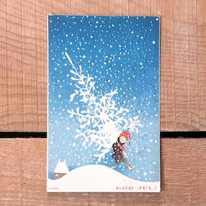 クリスマスカード「Einar Nerman(エイナル・ネールマン)」《200321-03》