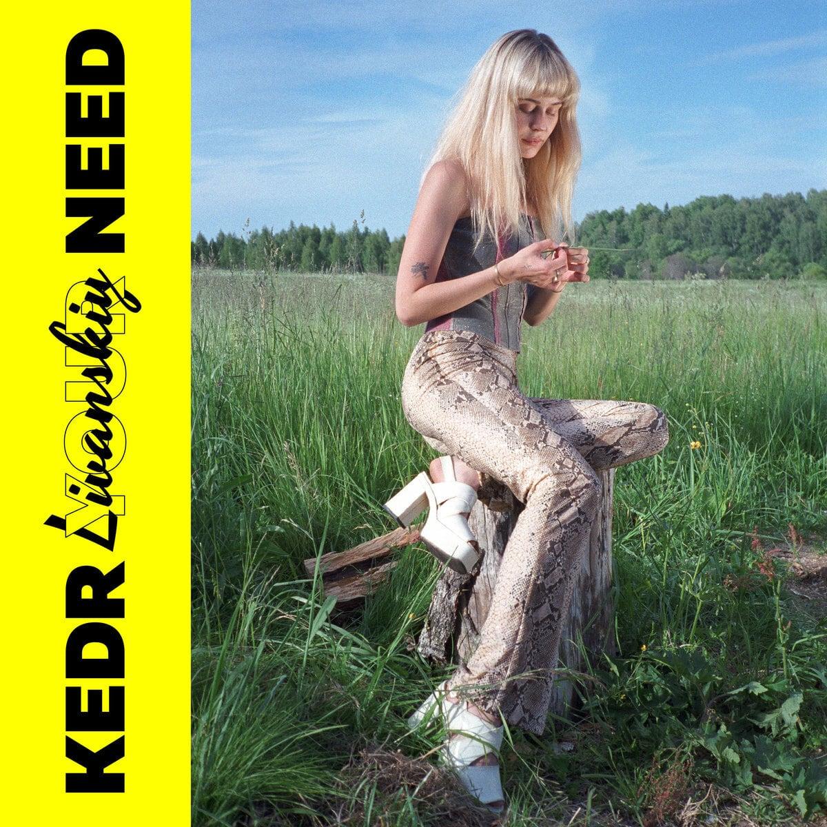 Kedr Livanskiy / Your Need(600 Ltd LP)